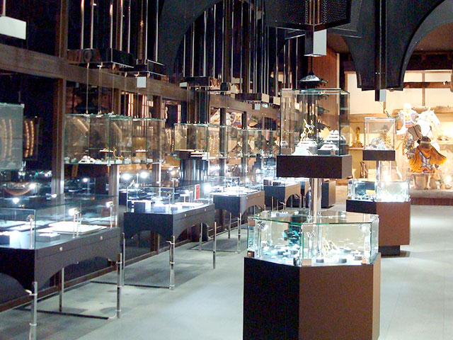 水晶宝石博物館クリスタルサウンド 写真2