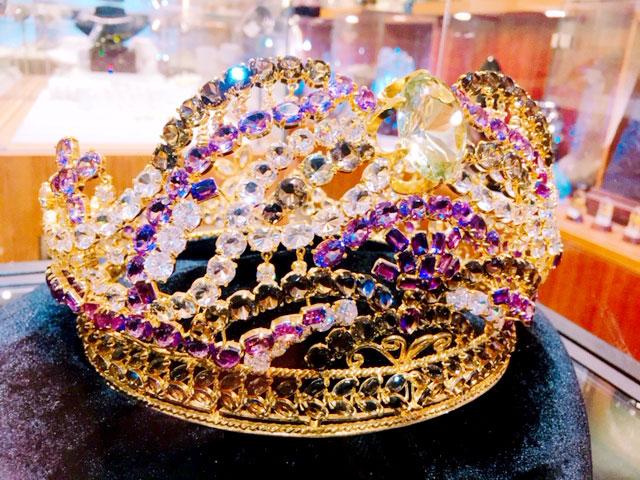 水晶宝石博物館クリスタルサウンド 写真3
