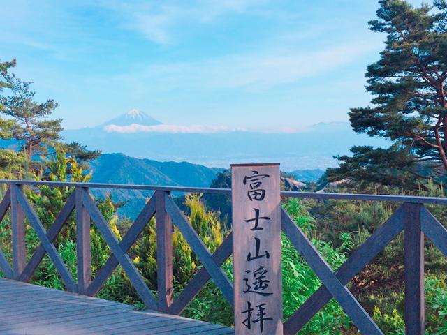 昇仙峡ロープウェイ 写真4