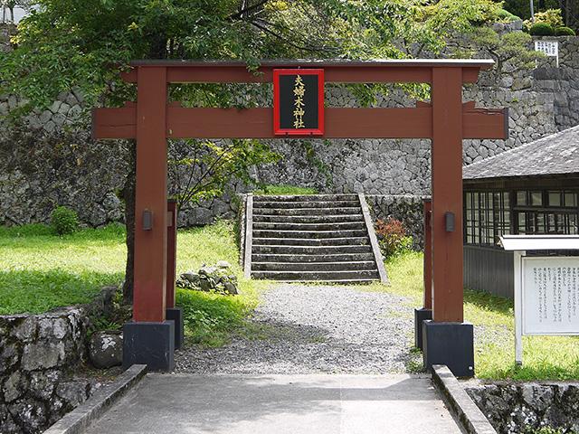 夫婦木神社 写真1