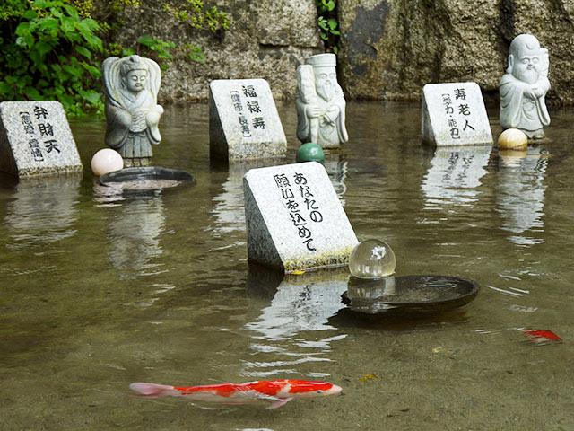 昇仙峡 八珠願い 写真2
