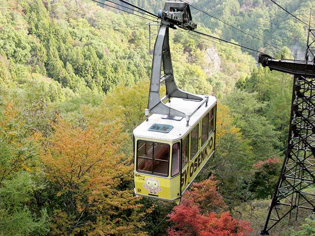 昇仙峡ロープウェイ 写真2