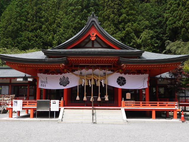 金櫻神社 写真1