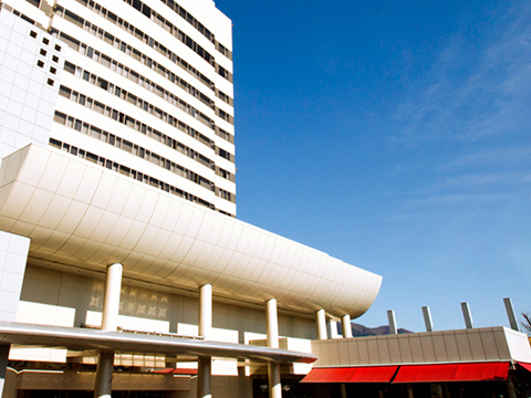 甲府富士屋ホテル 写真1