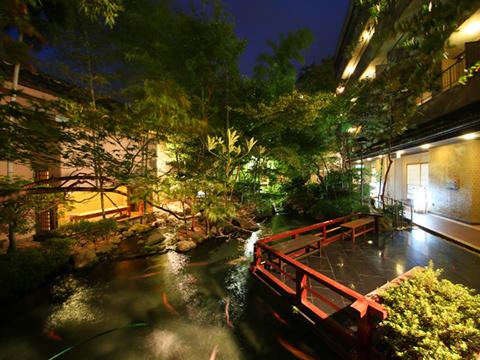 ホテル古柏園 写真1