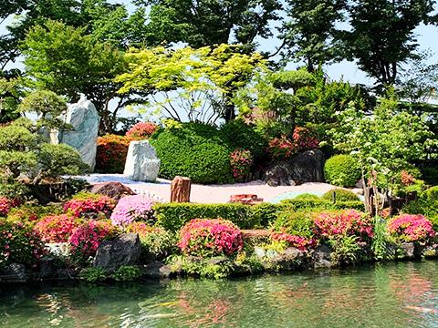 宝石庭園 信玄の里 写真1